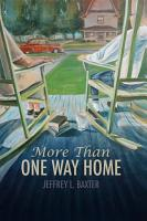 More Than One Way Home  HB version  PDF