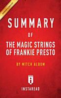 Summary of The Magic Strings of Frankie Presto PDF