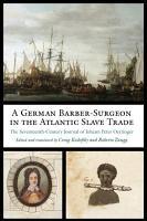 A German Barber Surgeon in the Atlantic Slave Trade PDF