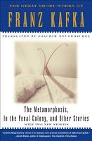 The Metamorphosis  in the Penal Colony and Other Stori PDF