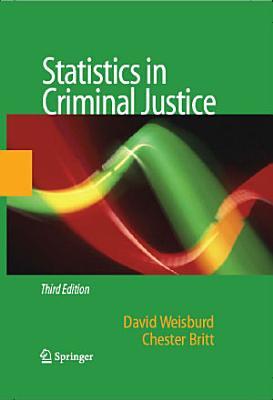 Statistics in Criminal Justice PDF