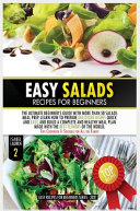 EASY SALADS RECIPES FOR BEGINNERS