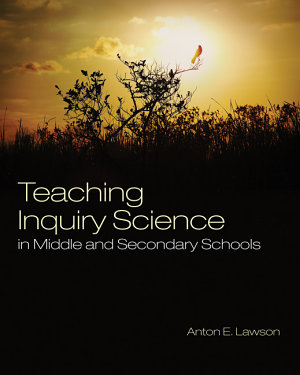 Teaching Inquiry Science in Middle and Secondary Schools PDF