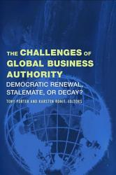 Challenges of Global Business Authority, The