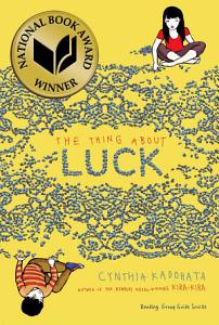 The Thing About Luck Book