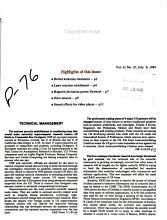 Predicasts Technology Update PDF