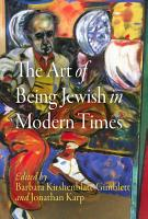The Art of Being Jewish in Modern Times PDF