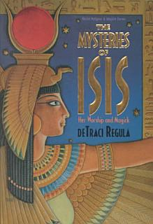 The Mysteries of Isis Book