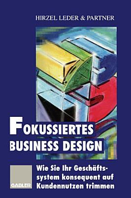 Fokussiertes Business Design PDF
