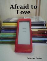 Afraid to Love PDF