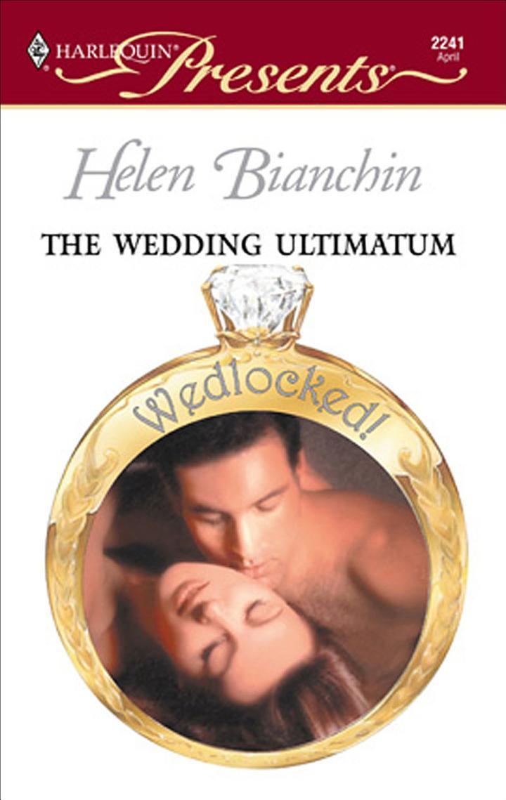 The Wedding Ultimatum
