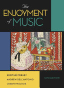 The Enjoyment of Music PDF