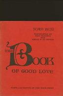 Book of Good Love