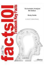 Econometric Analysis: Edition 6