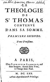 Theologie: Volume3
