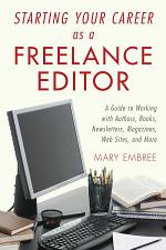 Starting Your Career as a Freelance Editor