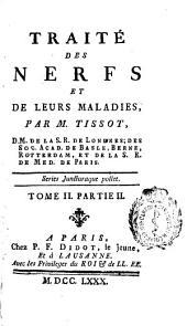 Traité des nerfs et de leurs maladies: )