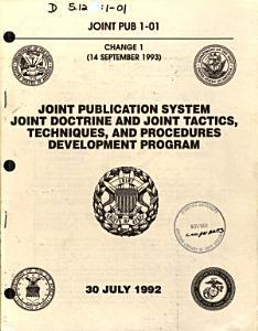 Joint Publication System PDF