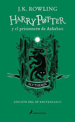 Harry Potter y el Prisionero de Azkaban  Edici  n Slytherin   Harry Potter and the Prisoner of Azkaban Slytherin Edition