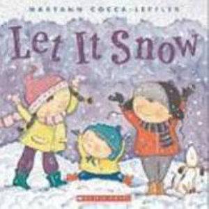 Let It Snow Book
