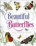 Beautiful Butterflies Coloring Book