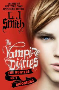 The Vampire Diaries  The Hunters  Moonsong PDF