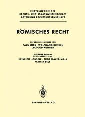 Römisches Recht: Ausgabe 4