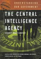 The Central Intelligence Agency PDF