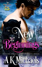 Highland Wolf Clan, Book 3, New Beginnings