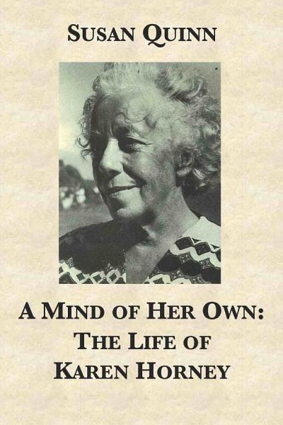 Download A Mind of Her Own  The Life of Karen Horney Book