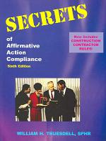Secrets of Affirmative Action Compliance