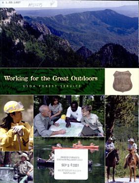 Working for the Great Outdoors PDF