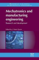 Mechatronics and Manufacturing Engineering PDF