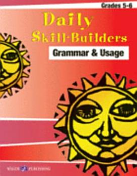 Daily Skill Builders  Grammar and Usage 5 6 PDF