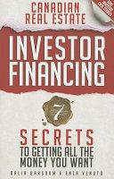 Canadian Real Estate Investor Financing