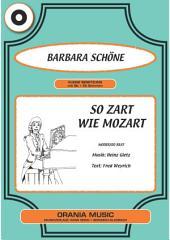 So zart wie Mozart
