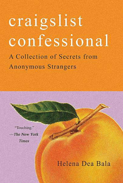 Download Craigslist Confessional Book