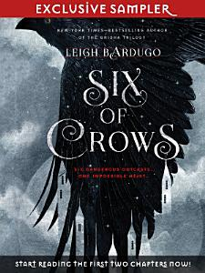 Six of Crows   Chapters 1 and 2 Book