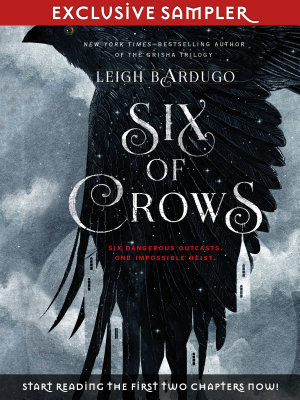 Six of Crows   Chapters 1 and 2