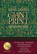 Holy Bible King James Version Giant Print Reference Edition PDF