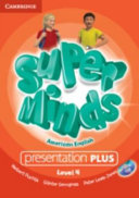 Super Minds American English Level 4 Presentation Plus DVD ROM