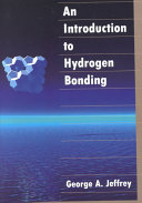 An Introduction to Hydrogen Bonding