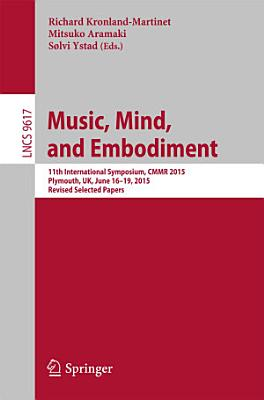 Music  Mind  and Embodiment