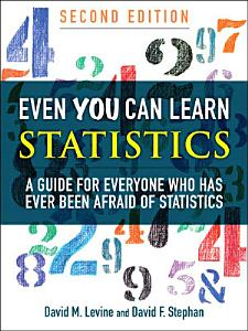 Even You Can Learn Statistics PDF