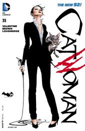 Catwoman (2011-) #35