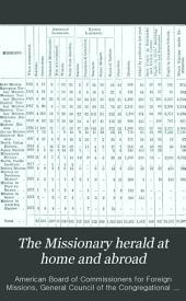 The Missionary Herald at Home and Abroad: Volume 74