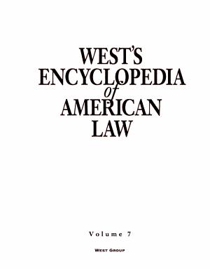 West s Encyclopedia of American Law PDF