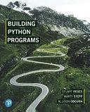 Building Python Programs PDF