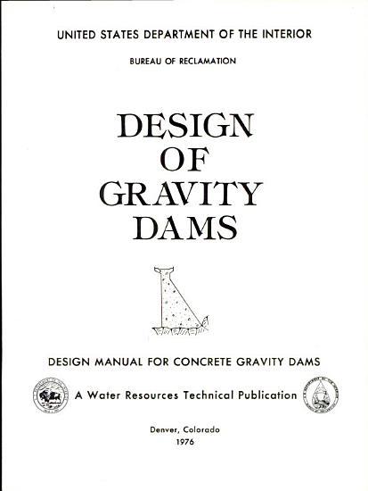 Design of Gravity Dams PDF