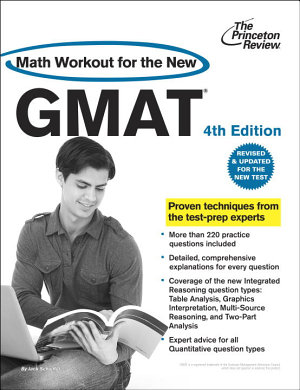 Math Workout for the New GMAT  4th Edition